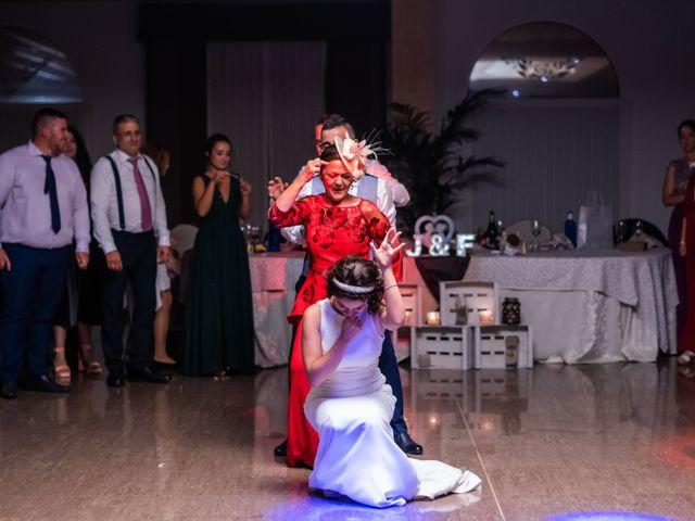 La boda de Jennifer y Fran en Cartagena, Murcia 86