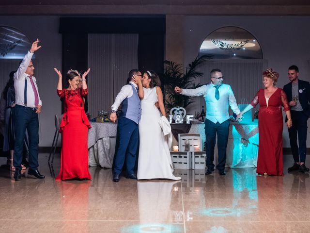 La boda de Jennifer y Fran en Cartagena, Murcia 87