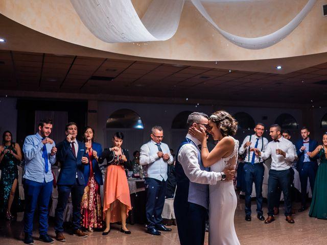La boda de Jennifer y Fran en Cartagena, Murcia 91