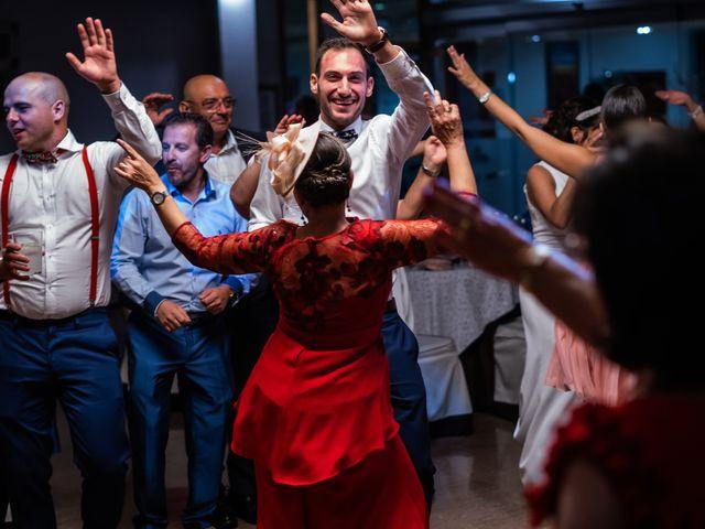 La boda de Jennifer y Fran en Cartagena, Murcia 93
