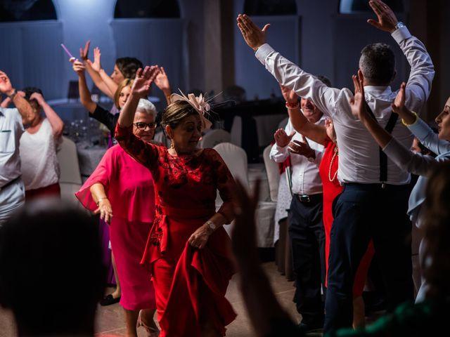 La boda de Jennifer y Fran en Cartagena, Murcia 94