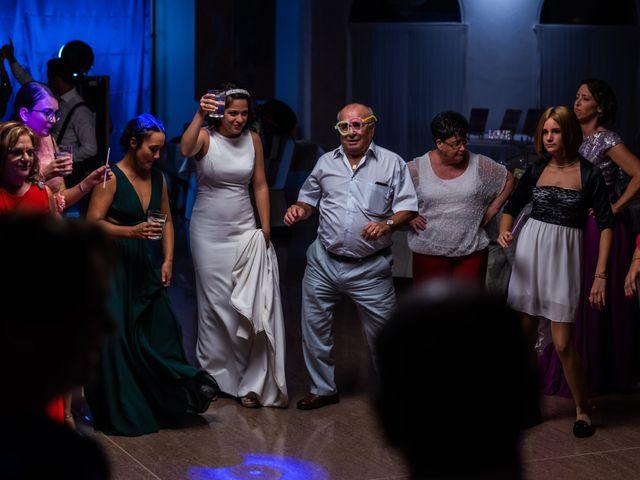 La boda de Jennifer y Fran en Cartagena, Murcia 95