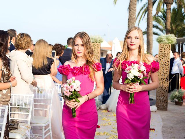 La boda de Ivan y Tania en San Pedro Del Pinatar, Murcia 17