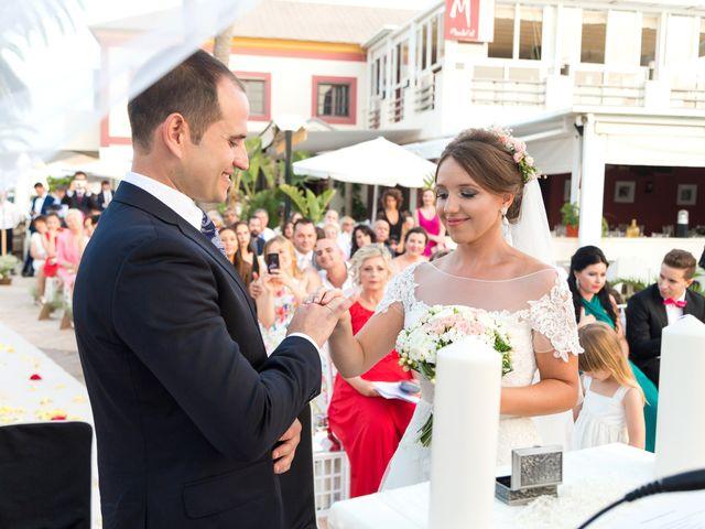La boda de Ivan y Tania en San Pedro Del Pinatar, Murcia 22