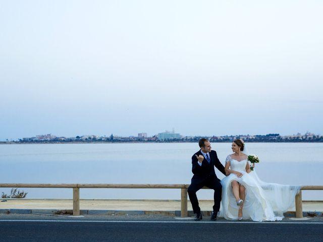La boda de Ivan y Tania en San Pedro Del Pinatar, Murcia 27