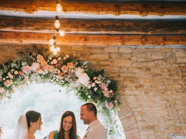 La boda de Dmitry y Erika en Culla, Castellón 5