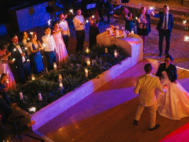 La boda de Dmitry y Erika en Culla, Castellón 9