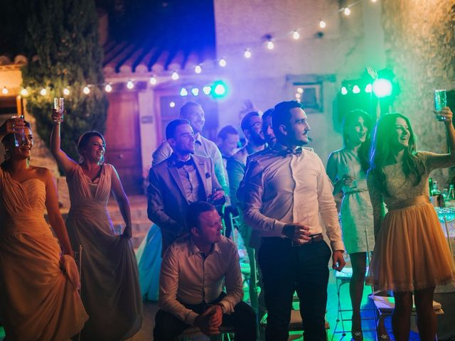 La boda de Dmitry y Erika en Culla, Castellón 11