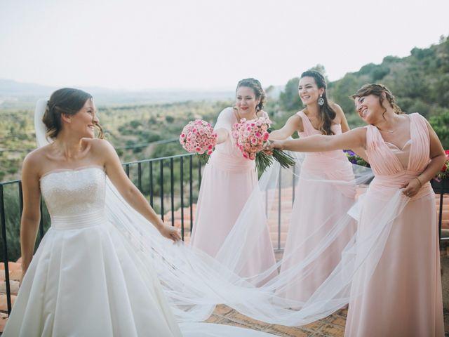 La boda de Dmitry y Erika en Culla, Castellón 15