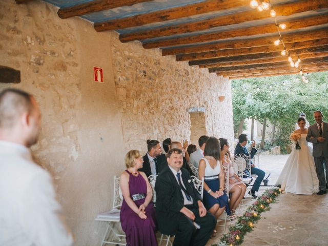 La boda de Dmitry y Erika en Culla, Castellón 16