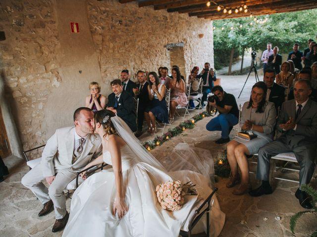 La boda de Dmitry y Erika en Culla, Castellón 17