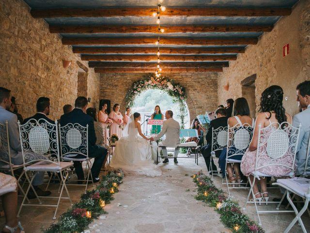 La boda de Dmitry y Erika en Culla, Castellón 2