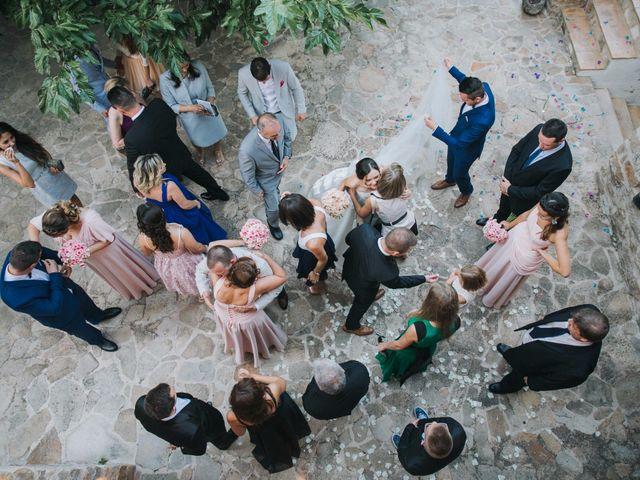La boda de Dmitry y Erika en Culla, Castellón 18