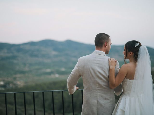 La boda de Dmitry y Erika en Culla, Castellón 19