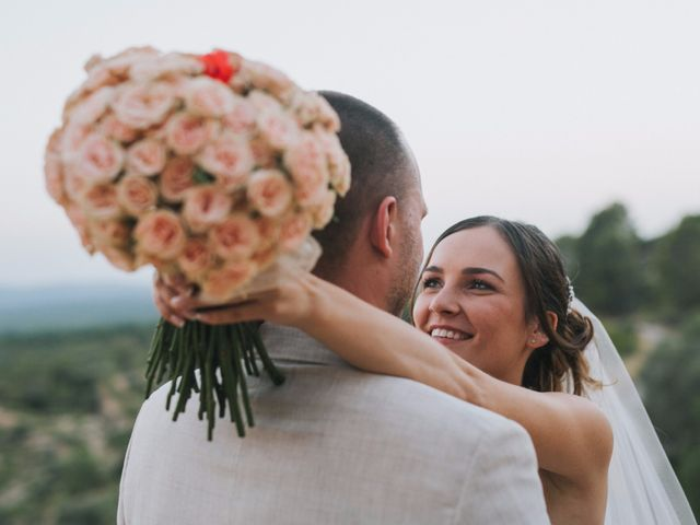 La boda de Dmitry y Erika en Culla, Castellón 21