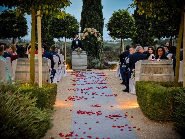 La boda de Izan y Andrea en Vila-seca, Tarragona 11