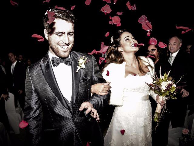 La boda de Andrea y Izan