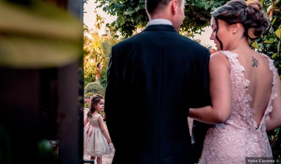 La boda de Adri y Carol en Guadarrama, Madrid