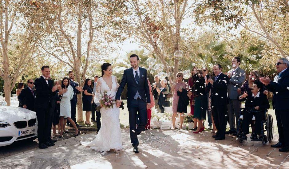 La boda de Antonio y Úrsula  en Torre Pacheco, Murcia
