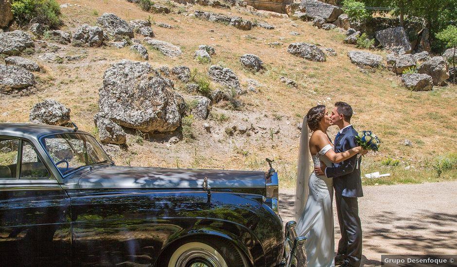 La boda de Vicente y María en Quintanar Del Rey, Cuenca