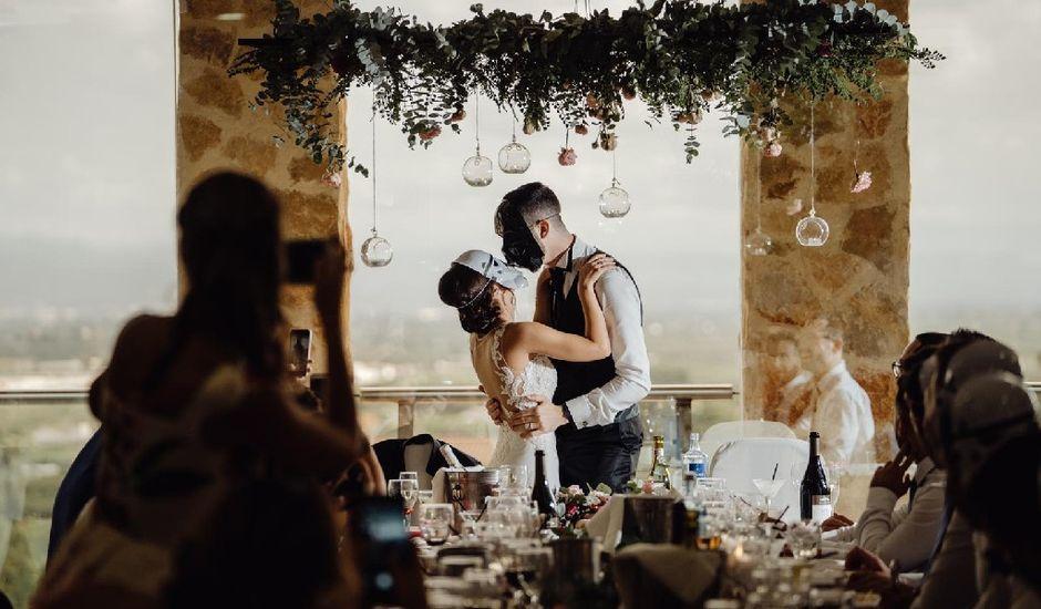 La boda de Alberto  y Itziar en Alginet, Valencia