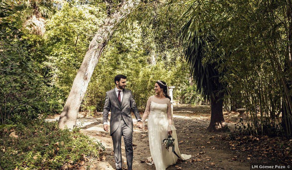 La boda de Belén y Víctor en Málaga, Málaga