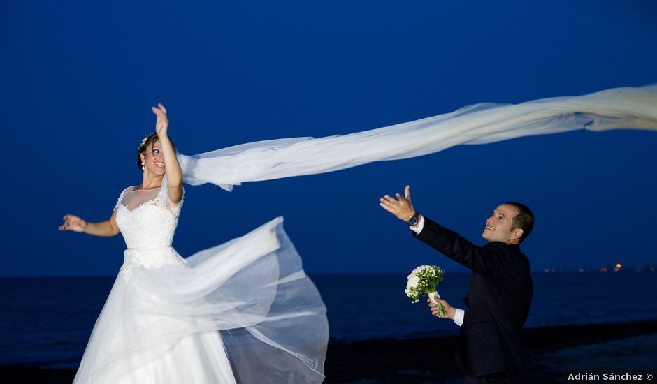 La boda de Ivan y Tania en San Pedro Del Pinatar, Murcia