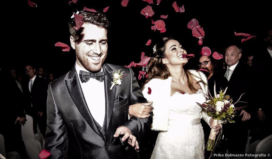 La boda de Izan y Andrea en Vila-seca, Tarragona