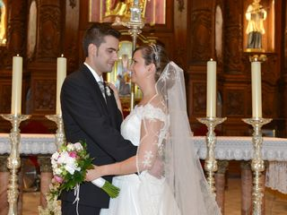La boda de Imma y Toni