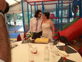 La boda de Immaculada  y Isaac  2