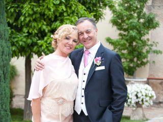 La boda de Flor y José Ramón