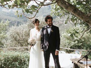 La boda de Mireia y Joel