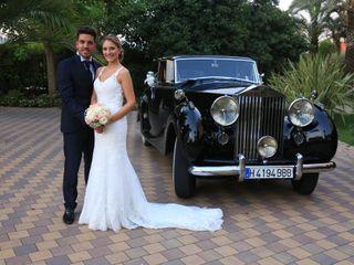 La boda de Carolina y Joaquín