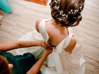 La boda de Patricia y Aure 3
