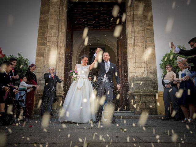 La boda de Lola y Jacobo