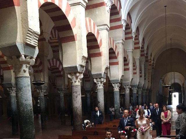 La boda de Alberto   y Cristina  en Córdoba, Córdoba 6