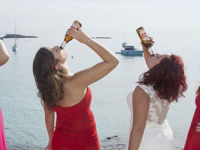 La boda de Javi y Nadia en San Miguel De Salinas, Alicante 8