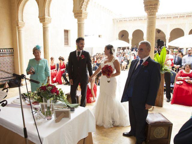 La boda de Javi y Nadia en San Miguel De Salinas, Alicante 14