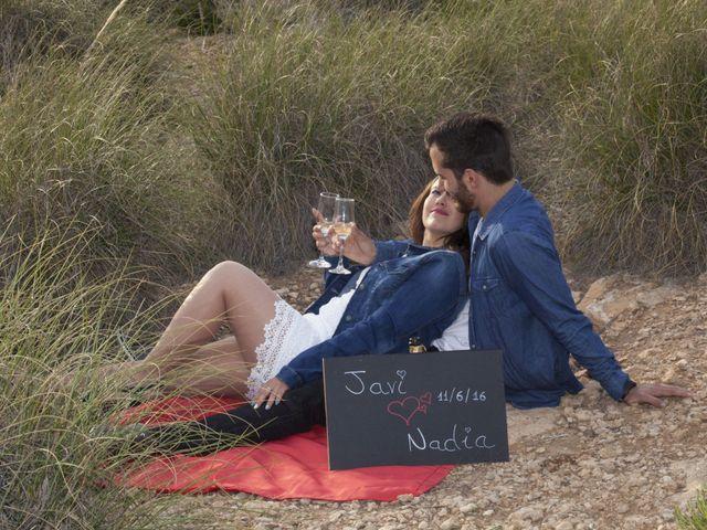 La boda de Javi y Nadia en San Miguel De Salinas, Alicante 22