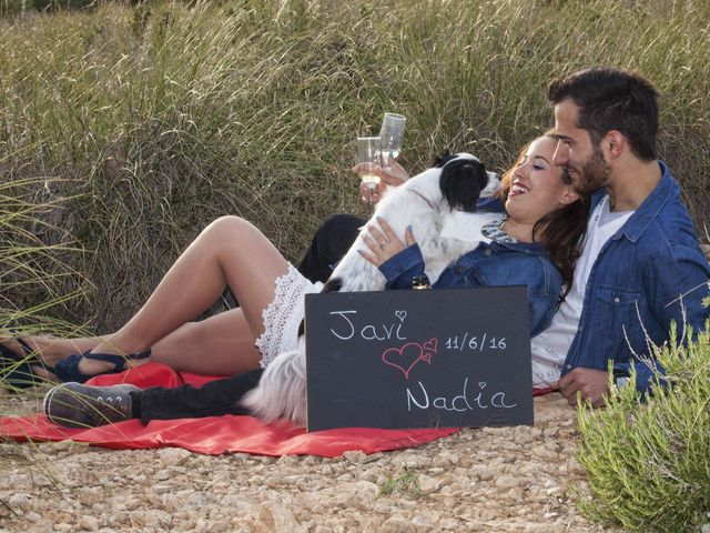 La boda de Javi y Nadia en San Miguel De Salinas, Alicante 23