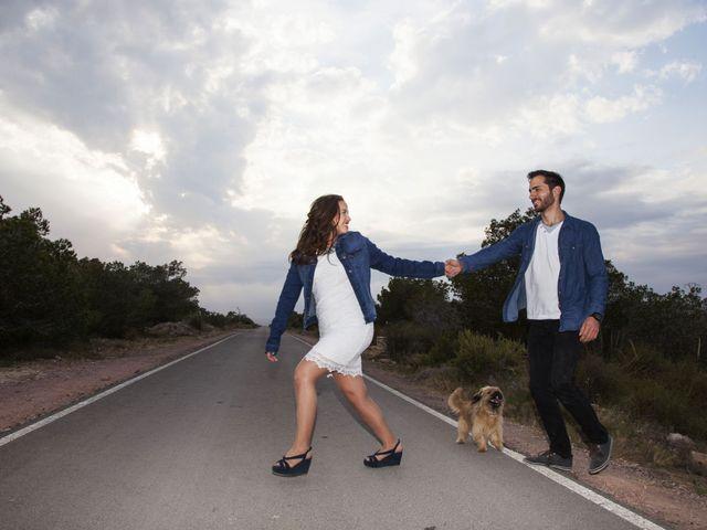La boda de Javi y Nadia en San Miguel De Salinas, Alicante 27