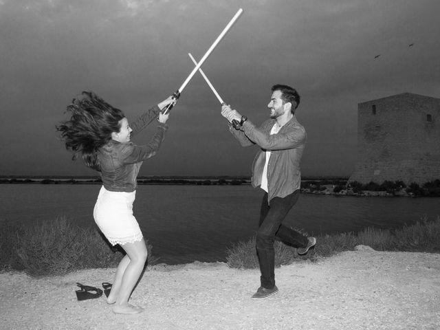 La boda de Javi y Nadia en San Miguel De Salinas, Alicante 31