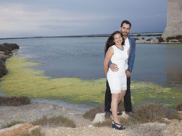 La boda de Javi y Nadia en San Miguel De Salinas, Alicante 33