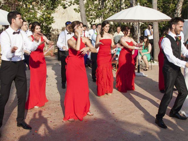 La boda de Javi y Nadia en San Miguel De Salinas, Alicante 36