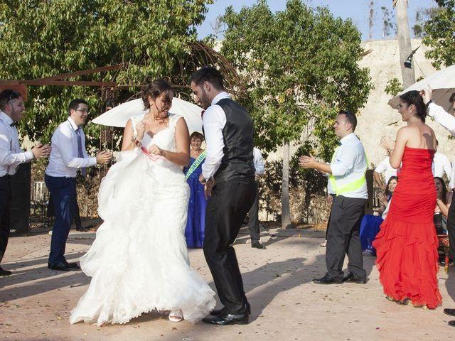 La boda de Javi y Nadia en San Miguel De Salinas, Alicante 37