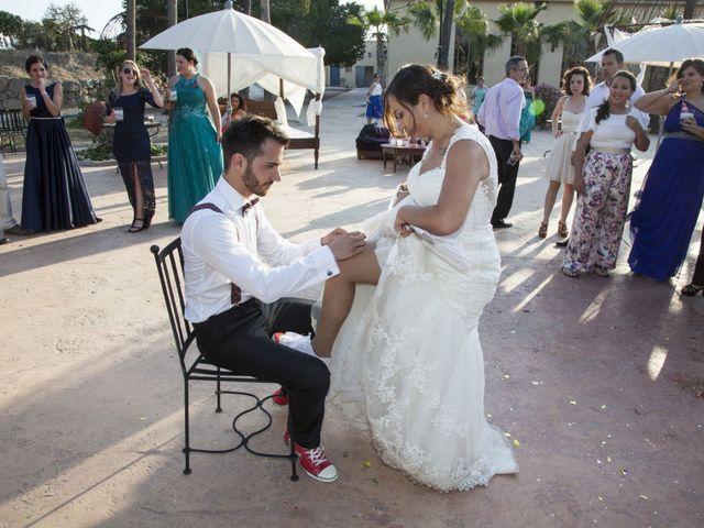 La boda de Javi y Nadia en San Miguel De Salinas, Alicante 38
