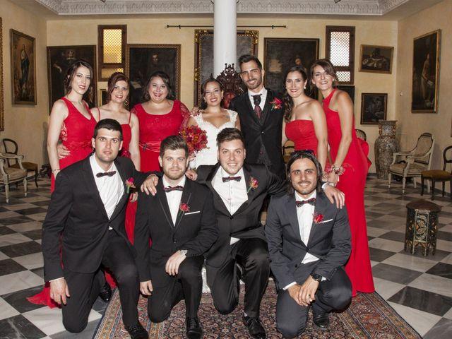 La boda de Javi y Nadia en San Miguel De Salinas, Alicante 52
