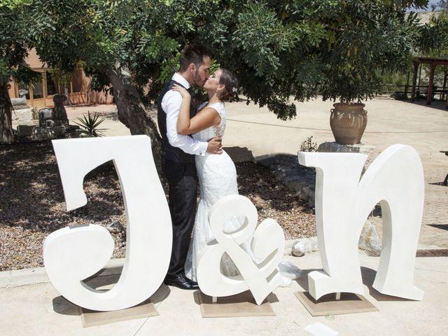 La boda de Javi y Nadia en San Miguel De Salinas, Alicante 53