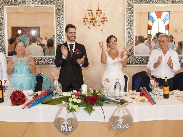 La boda de Javi y Nadia en San Miguel De Salinas, Alicante 54