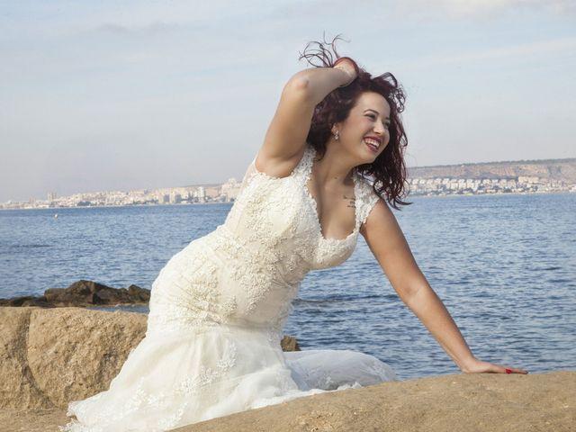 La boda de Javi y Nadia en San Miguel De Salinas, Alicante 56